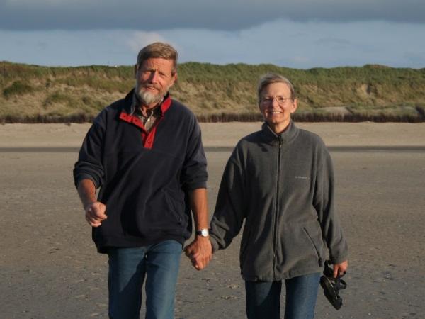 Wolfhart und Sabine Klasing