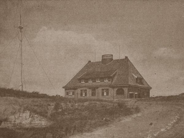 Historisches Bild von Haus Klasing